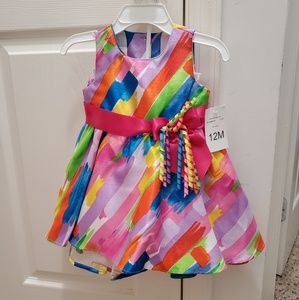 12 month Party Dress